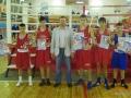 команда Тайшета на турнире в Тулуне