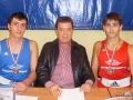 А.Ракитин, И.Кобзон, Н.Брюханов