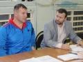 Ф.Брызгалов (Усть-Кут) и В.Бельский