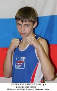 Меркулов Алексей