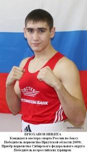 Брюханов Никита