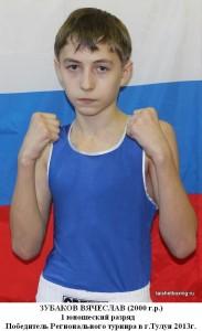 Зубаков Вячеслав