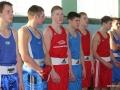 Парад участников турнира